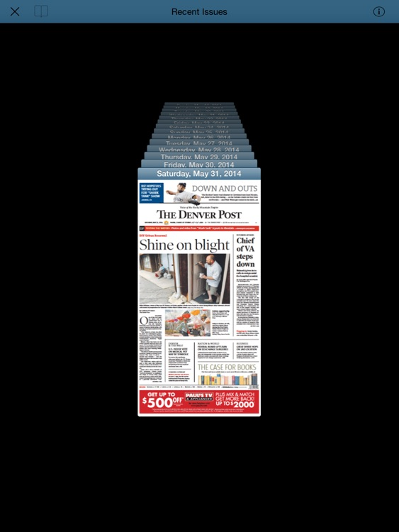 Denver Post Digital Replica Edition
