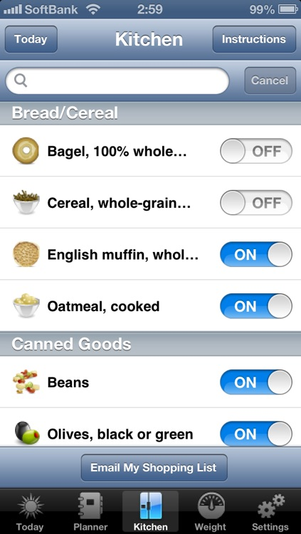 intelli-Diet App | Weight Loss App screenshot-3