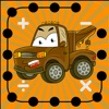 Math Dots(Trucks): Kids Connect To The Dot Truck Puzzle-s - iPhoneアプリ