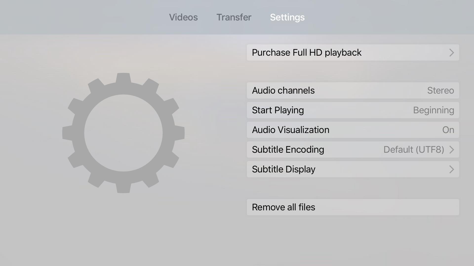 HD Player screenshot 13