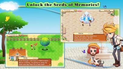 Screenshot for HARVEST MOON: Seeds Of Memories in United Arab Emirates App Store
