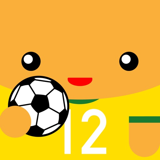 12th Player ( 2014 Soccer Jerseys : iFaceMaker ) Lite for Lock screen, Call screen, Contacts profile photo, instagram and iOS7 & iPhone
