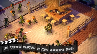 Massacrez du zombie gratuitement sur iPhone avec Zombiewood-capture-2