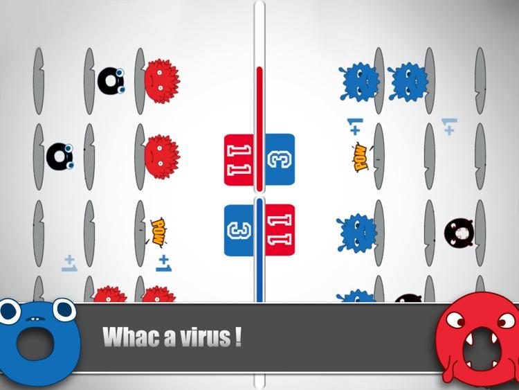 Virus Vs. Virus