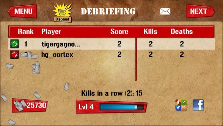 ENDI Tank Battle Multiplayer screenshot-4