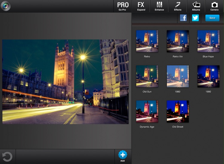 PixelPoint HD - Photo Editor and Camera Photo Effects screenshot-2