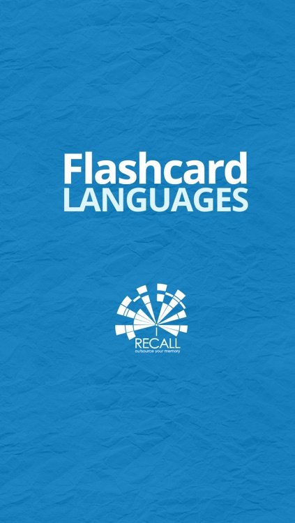 Flashcard Languages - Learn To Speak Multiple New Languages with Flashcards