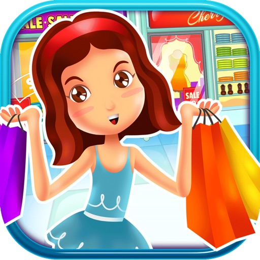 Best Mall Shopping Game For Fashion Girly Girls By Cool Family Race Tap Games PRO