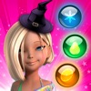 Bubble Girl Soda Witch - Pop the yummy gem candy and easy shooter puzzle - iPhoneアプリ