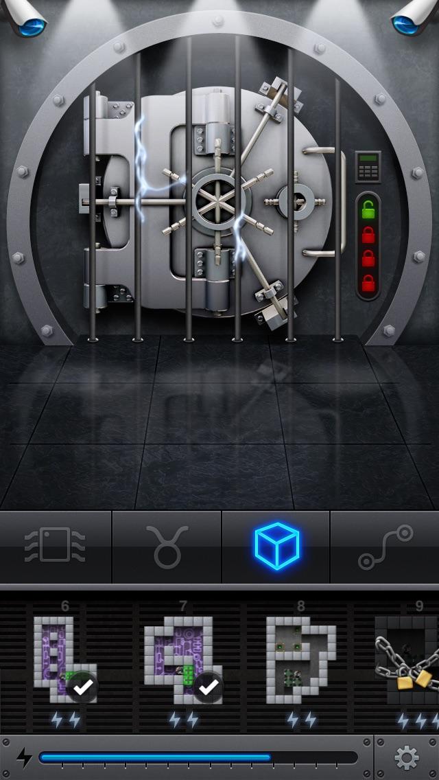 The Heist screenshot1