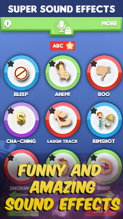 Funny Sound Effects and Annoying Noises Alarm - Full by