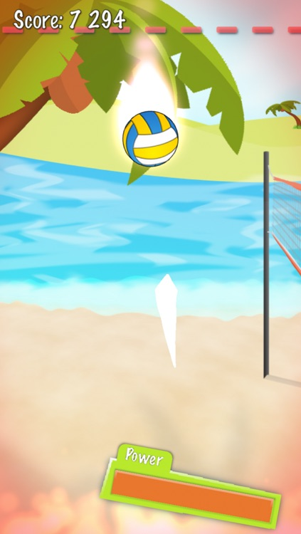 Sonic Volleyball Beach screenshot-2