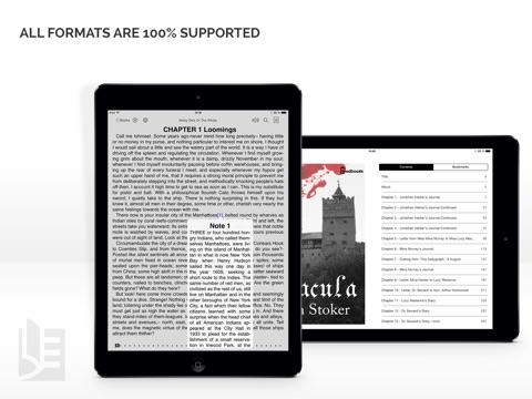 Screenshot #6 pour TotalReader for iPad - The BEST eBook reader for epub, fb2, pdf, djvu, mobi, rtf, txt, chm, cbz, cbr