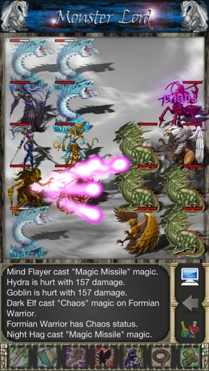 Monster Lord Screenshot
