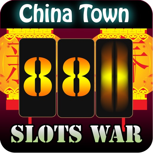 Slots – King of China Town HD icon
