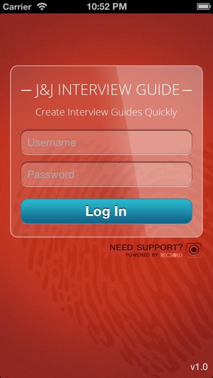 Johnson & Johnson Interview Guide