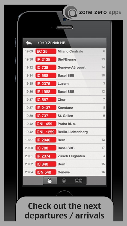 Swiss Transit screenshot-3