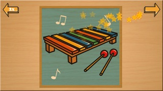 Kids Games - Music Puzzle (4 Pieces) 2+ screenshot two