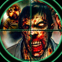 Zombie Sniper Gun 3D City Pro Game 2014