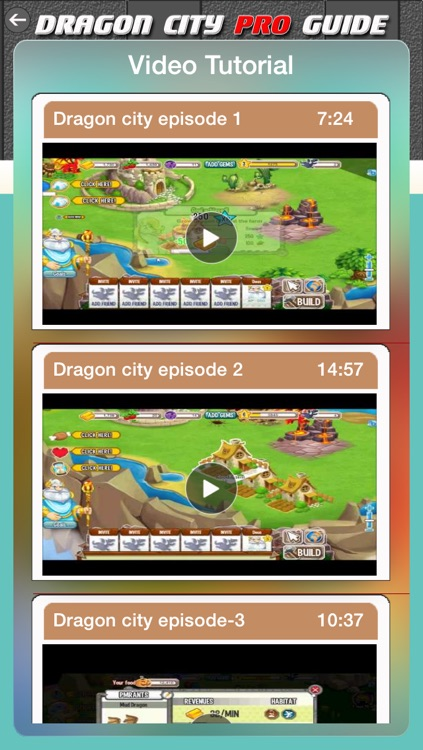 Cheats for Dragon City Pro + Tips & Tricks, Strategy, Walkthroughs & MORE screenshot-3