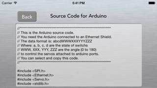 Screenshot for RCDuino in Lebanon App Store