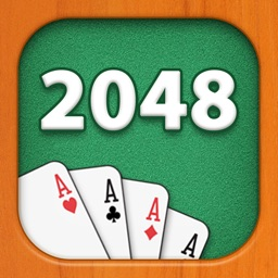 2048 Ace Cards Puzzle