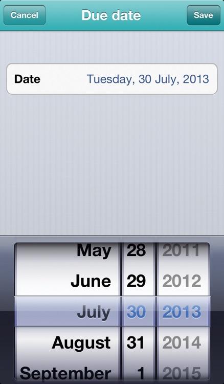 My Baby Countdown screenshot-4