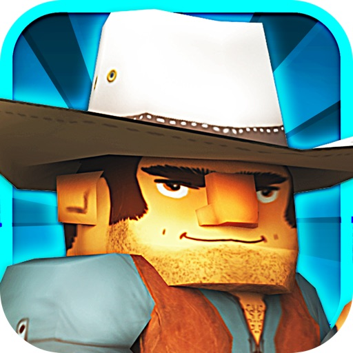 Cowboy Guns HD icon