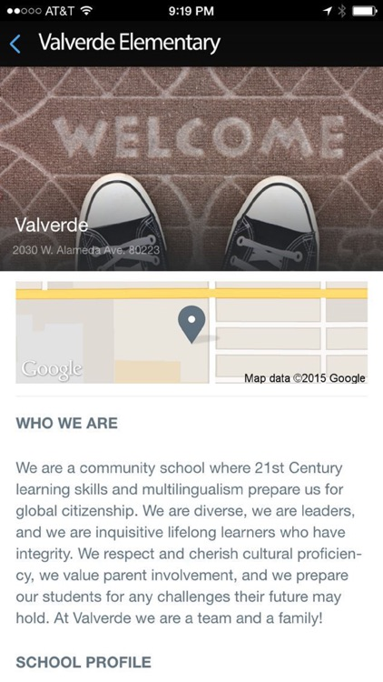 Valverde Elementary screenshot-1