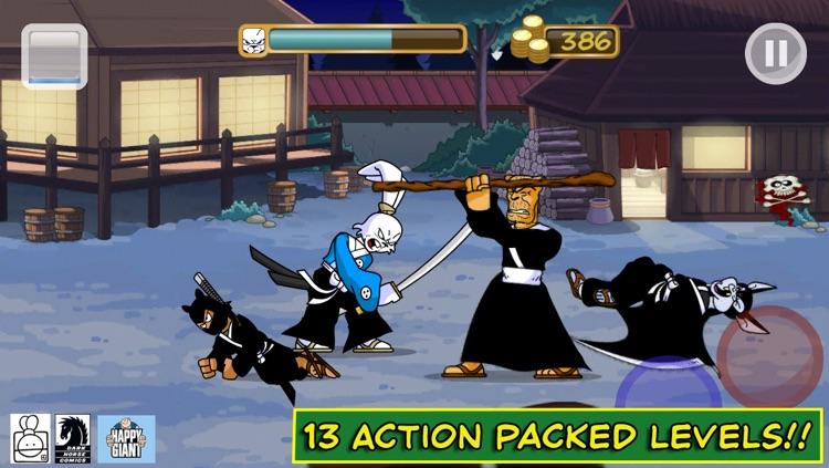 Usagi Yojimbo: Way of the Ronin - FREE screenshot-3