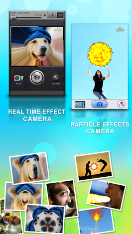 photo booth app how to get more effects