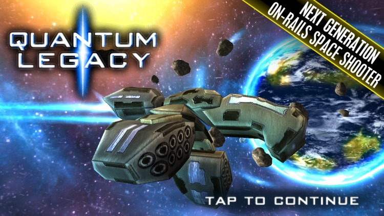Quantum Legacy HD screenshot-4