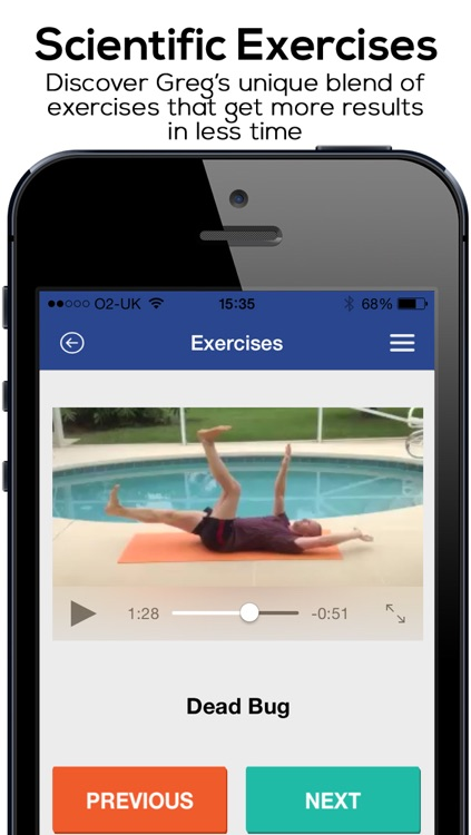 400 Core Abs Challenge: The GB Workout Challenge Series
