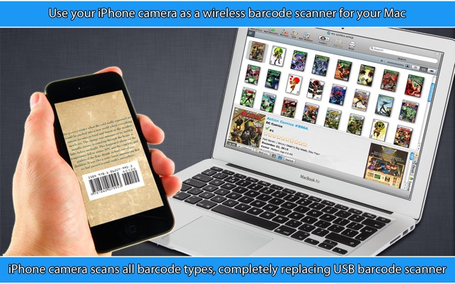 install usb barcode scanner mac