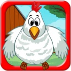 Bouncy Chicken: Get the Worms! icon