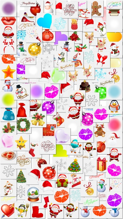 Christmas Photo Collage (HD) screenshot-4