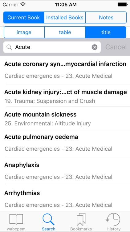 ABC of Prehospital Emergency Medicine screenshot-3