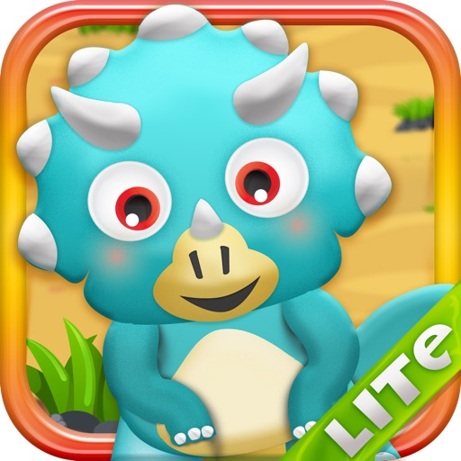 Happy Dino Bubble Adventure Lite