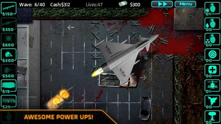 SAS: Zombie Assault TD screenshot-4