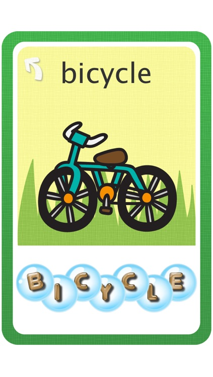Baby Bubble Popper:Baby Flashcards series (Animal and Transportation) screenshot-4