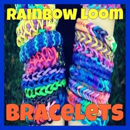 Rainbow Loom: Bracelets Edition (Video Tutorials, Designs & Lessons)