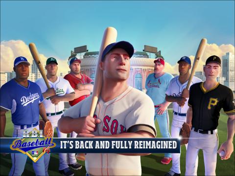 R.B.I. Baseball 14のおすすめ画像1