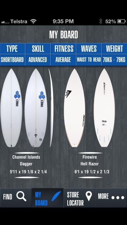 Surfboard Finder