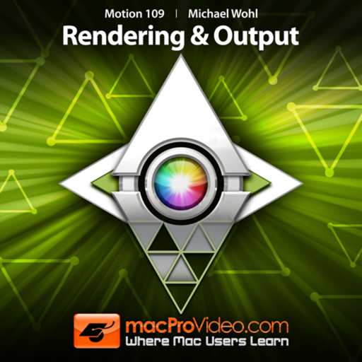 Course For Motion 5 109 - Rendering and Output