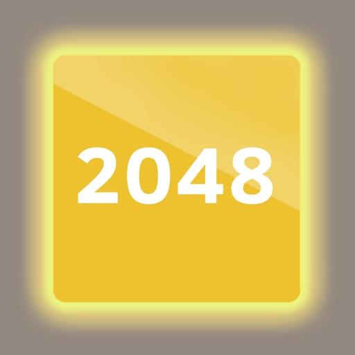 2048 Golden glow