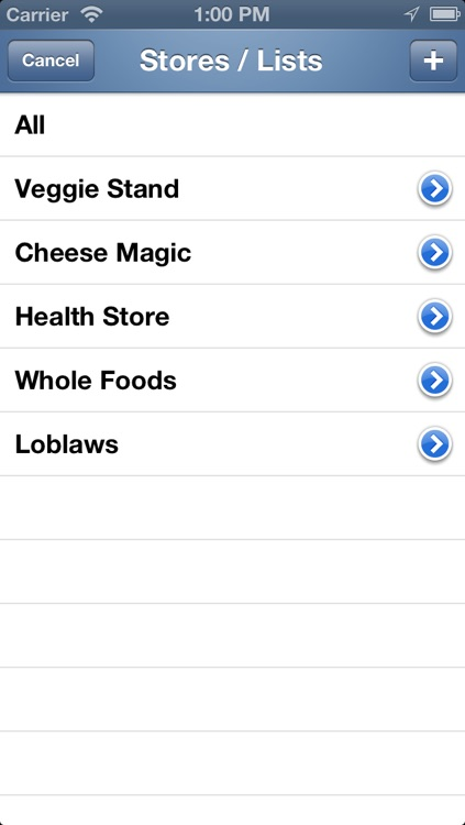 Shopping List and Grocery Pal Free screenshot-3