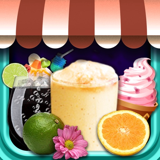 Cooking Games- Make Drinks HD