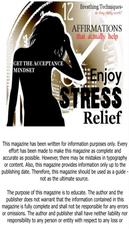 Enjoy Stress Relief