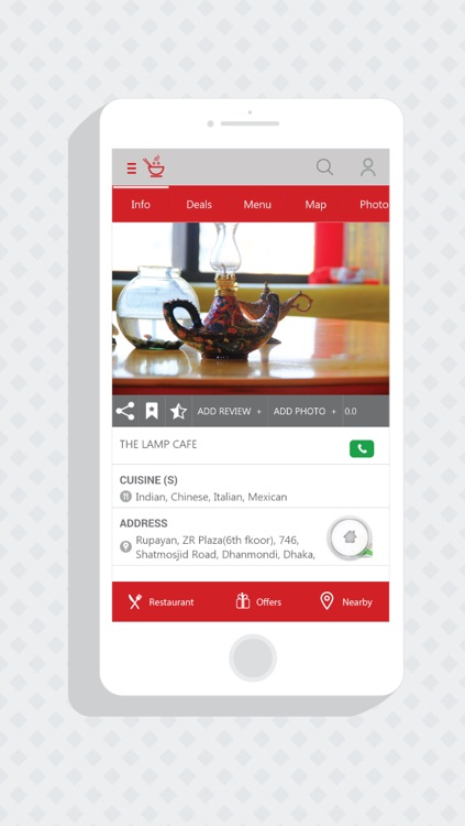 Let's Eat - Restaurant Guide screenshot-1