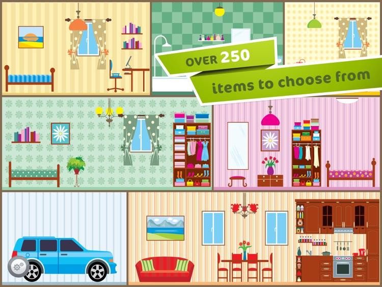 Home Design 2D - Become a House Interior Decorator Pro